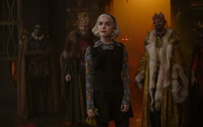 Chilling Adventures of Sabrina Staffel 3