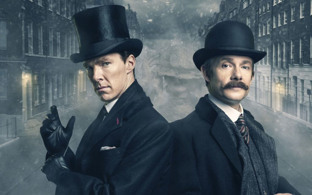 Ende von Sherlock