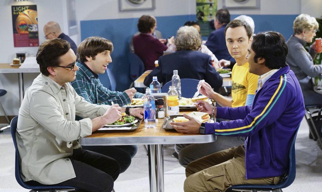 Big Bang Theory verlängert
