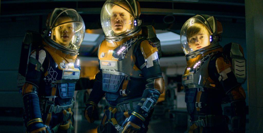 Serienkritik Lost In Space Staffel 2 Lauterfilme De