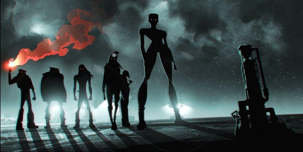 Love death and robots staffel 2